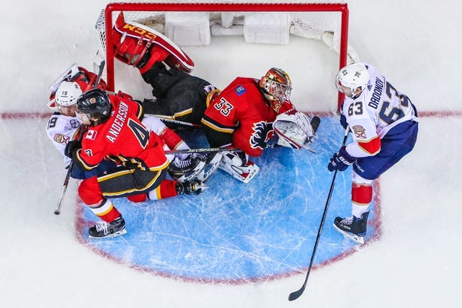 NHL | Calgary Flames at Florida Panthers