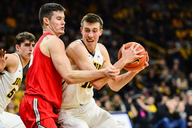 NCAA BB | Iowa at Ohio State