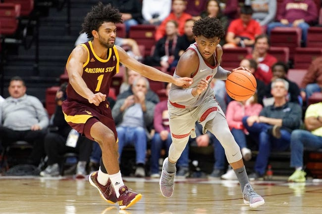 NCAA BB | Stanford at Arizona State