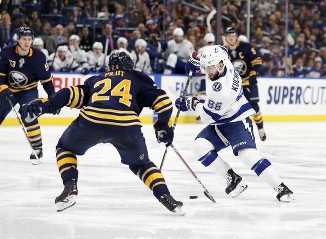 NHL | Buffalo Sabres at Tampa Bay Lightning