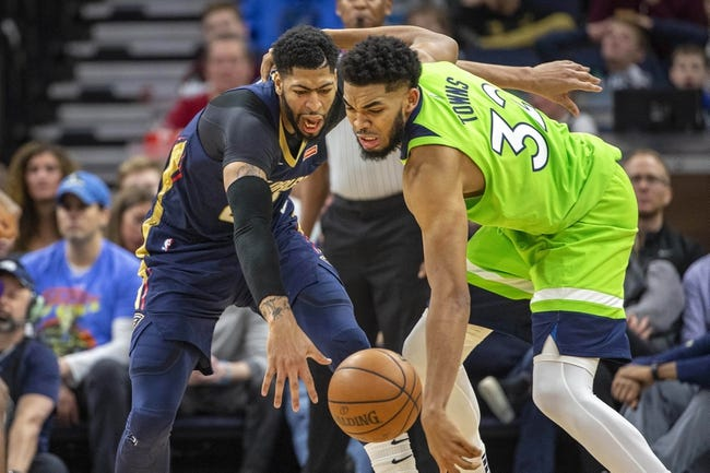 NBA | Minnesota Timberwolves at New Orleans Pelicans