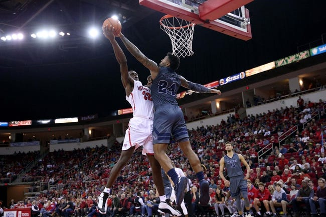 NCAA BB | Fresno State at Nevada