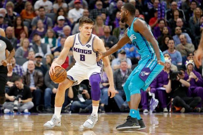 NBA | Sacramento Kings at Charlotte Hornets