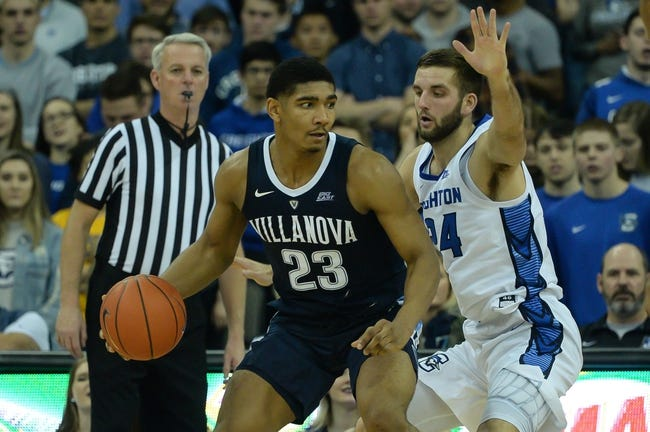 NCAA BB | Creighton at Villanova