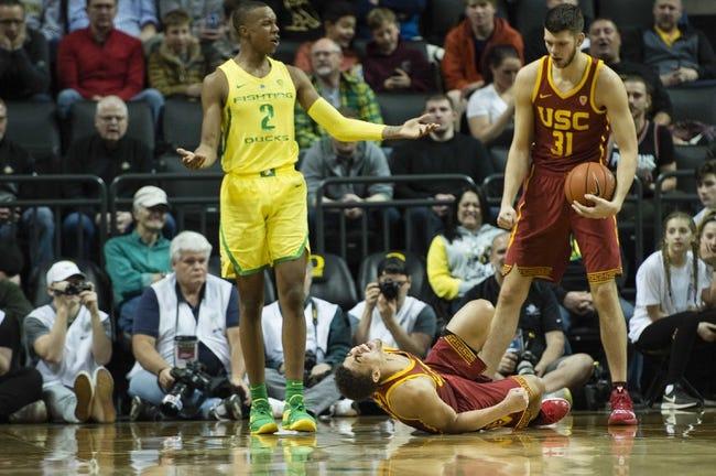 NCAA BB | California at Oregon
