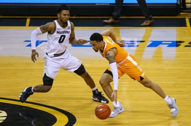 NCAA BB   Missouri at Tennessee