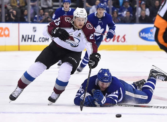 NHL | Toronto Maple Leafs at Colorado Avalanche