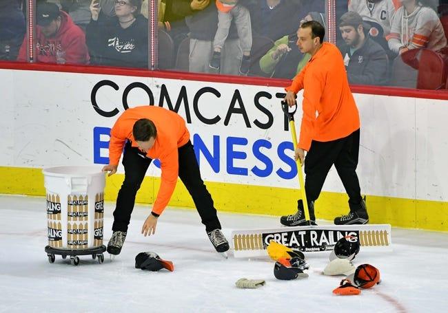NHL | Philadelphia Flyers at Minnesota Wild