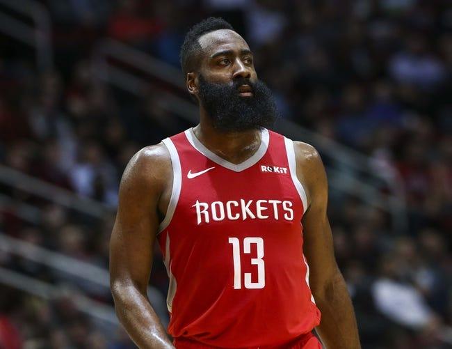 NBA | Brooklyn Nets at Houston Rockets