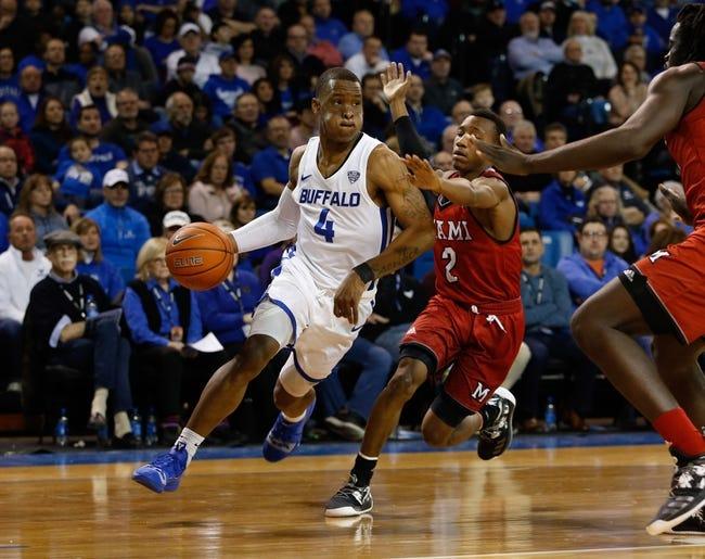 NCAA BB | Buffalo at Akron