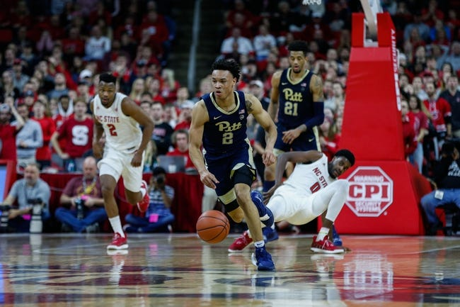 NCAA BB | North Carolina State at Pittsburgh
