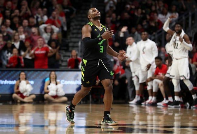 NCAA BB | East Carolina at South Florida