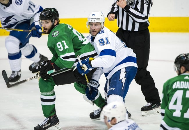 NHL | Dallas Stars at Tampa Bay Lightning