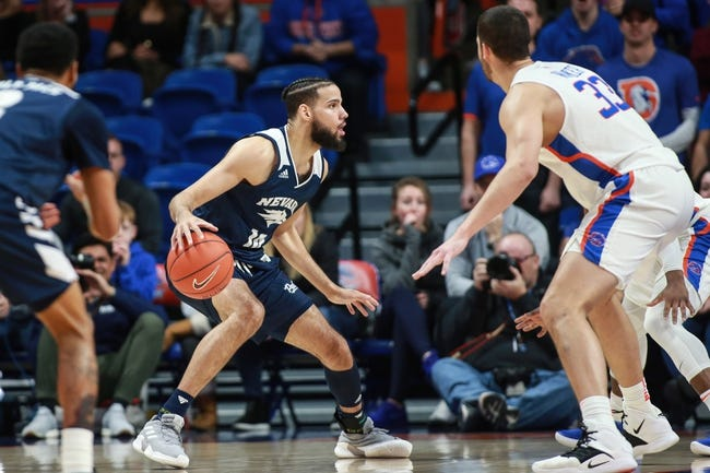NCAA BB | Boise State at Nevada