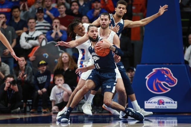 NCAA BB | Nevada at Boise State