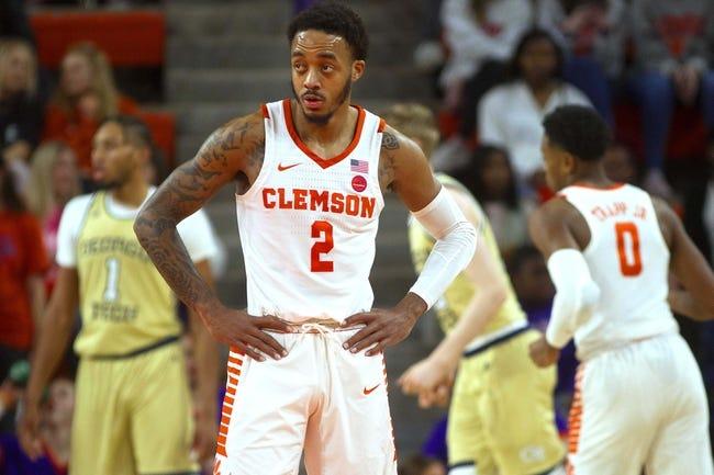 NCAA BB | Clemson at Georgia Tech