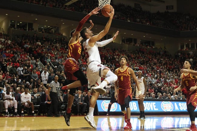 NCAA BB | Texas Tech at Iowa State