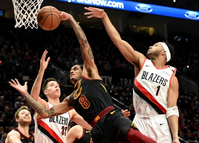 NBA | Portland Trail Blazers at Cleveland Cavaliers
