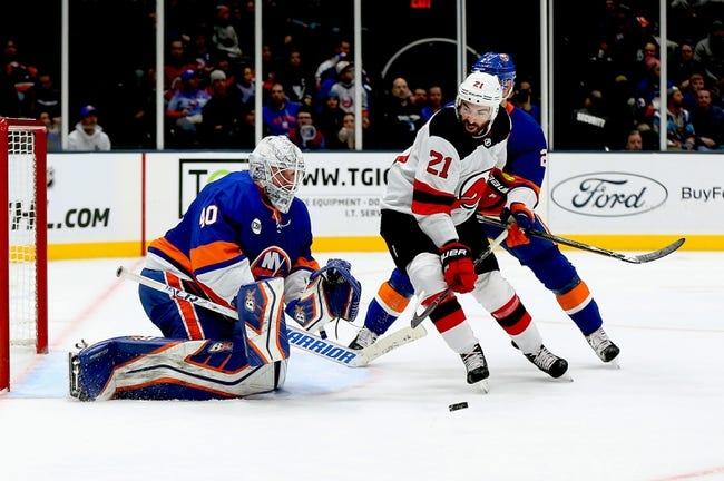 NHL | New York Islanders at New Jersey Devils