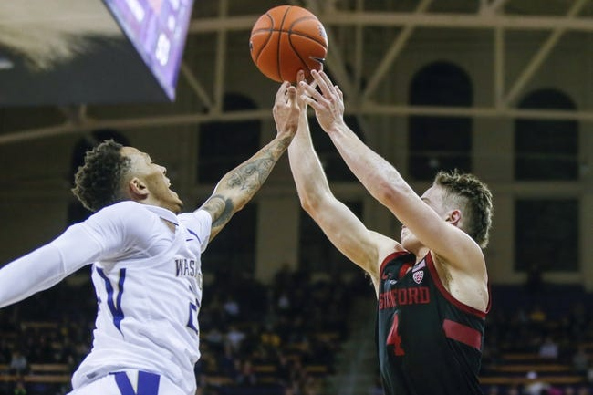 NCAA BB | Washington at Stanford