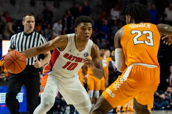 NCAA BB | Florida at Tennessee