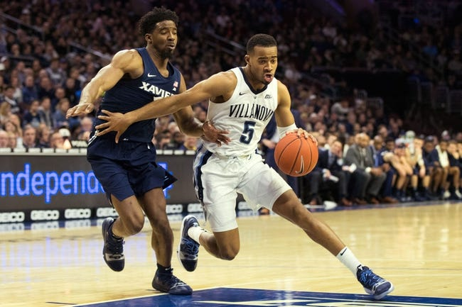 NCAA BB | Villanova at Xavier