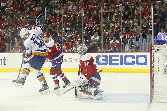 NHL | Washington Capitals at New York Islanders