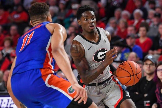 NCAA BB | Georgia at Florida