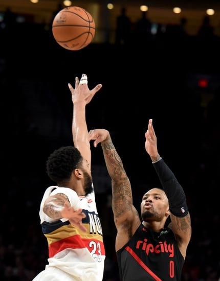 NBA | Portland Trail Blazers at New Orleans Pelicans