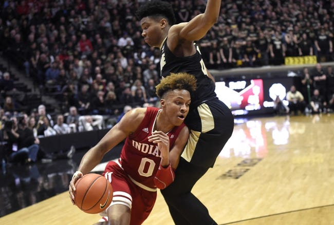 NCAA BB | Purdue at Indiana