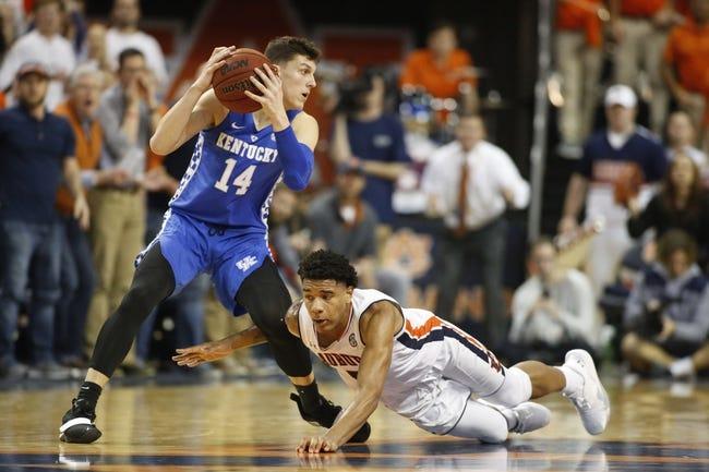 NCAA BB | Auburn at Kentucky