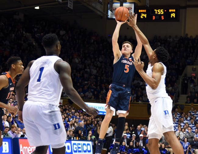 NCAA BB | Wake Forest at Virginia