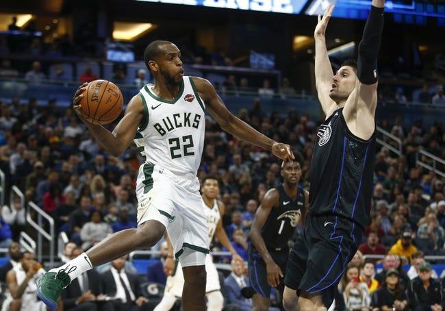 NBA | Orlando Magic at Milwaukee Bucks