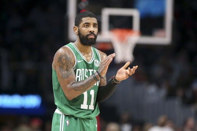 NBA | Atlanta Hawks at Boston Celtics