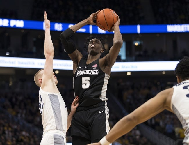NCAA BB   Marquette at Providence