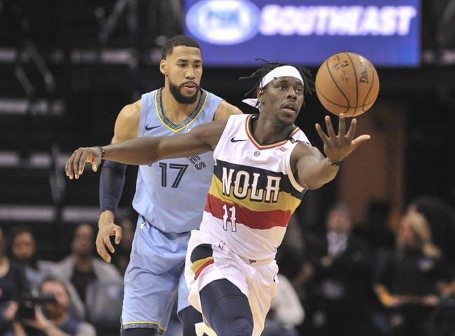 NBA | New Orleans Pelicans at Memphis Grizzlies