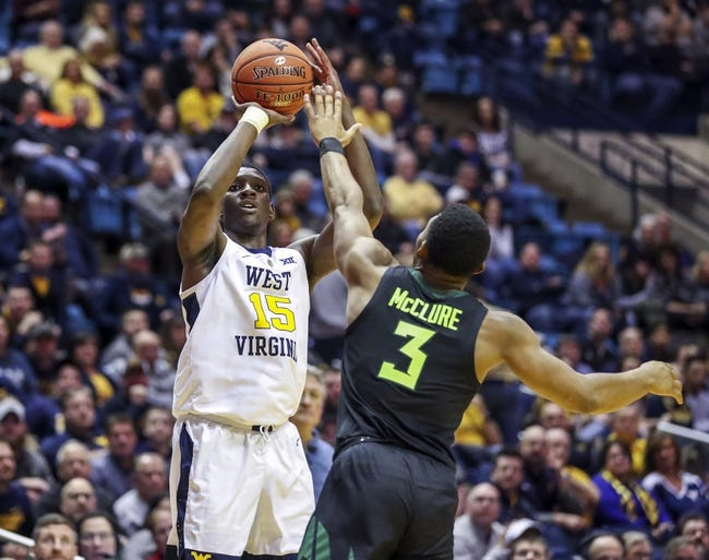 NCAA BB | West Virginia at Baylor