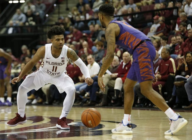 NCAA BB | Florida State at Clemson