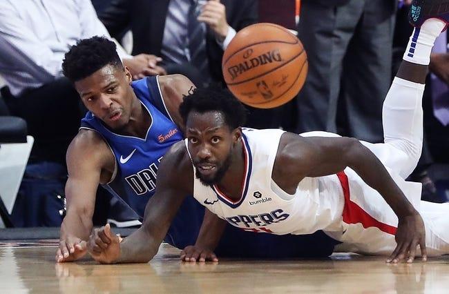 NBA | Dallas Mavericks at L.A. Clippers