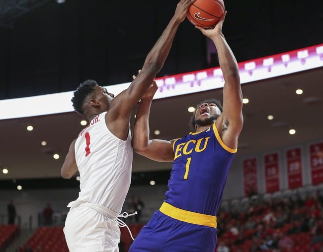 NCAA BB | Tulsa at East Carolina