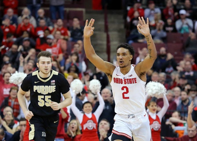 NCAA BB | Ohio State at Purdue