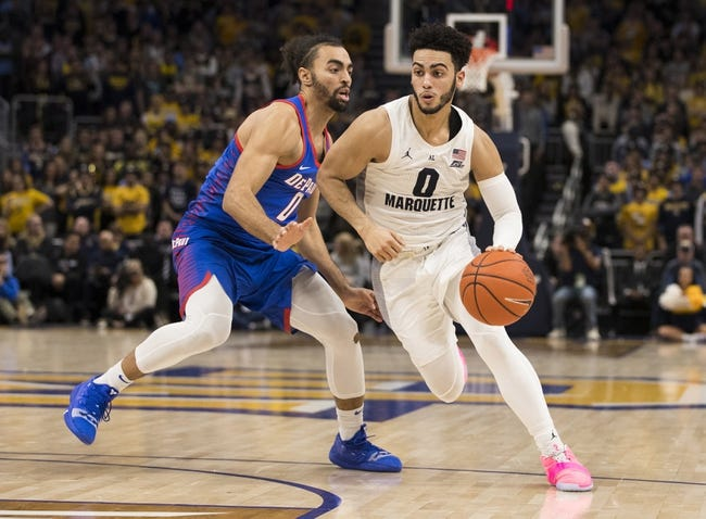 NCAA BB | Marquette at DePaul