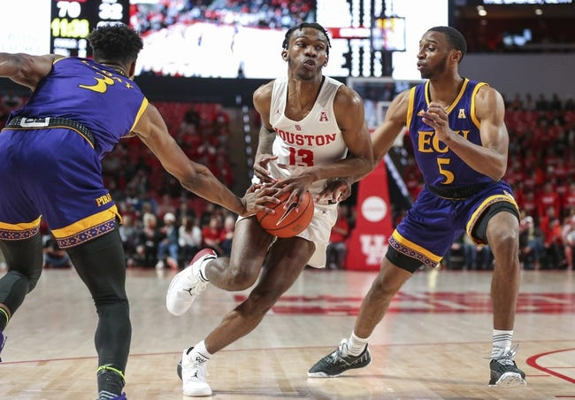 NCAA BB | Houston at East Carolina