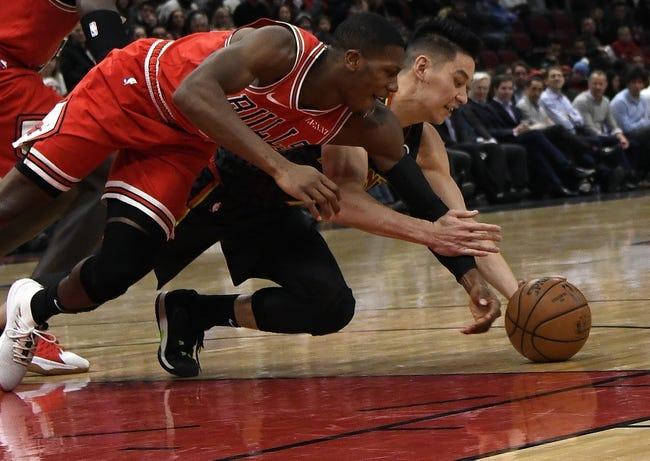 NBA   Chicago Bulls at Atlanta Hawks