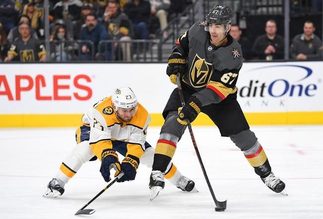 NHL | Nashville Predators at Vegas Golden Knights