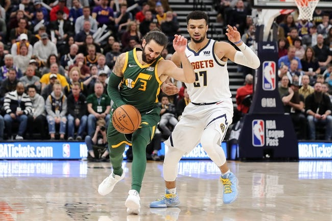 NBA | Utah Jazz at Denver Nuggets