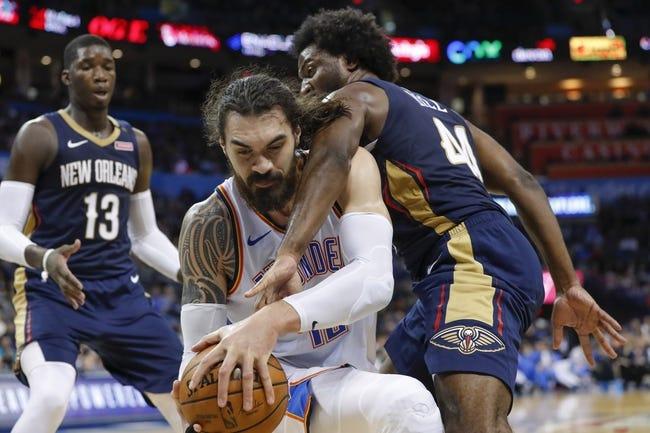 NBA | Oklahoma City at New Orleans