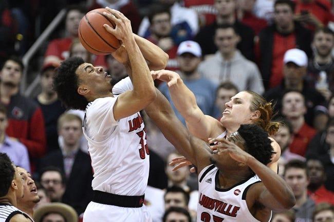 NCAA BB | North Carolina at Louisville
