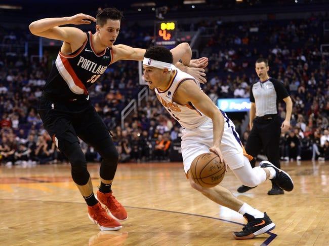 NBA | Phoenix Suns at Portland Trail Blazers
