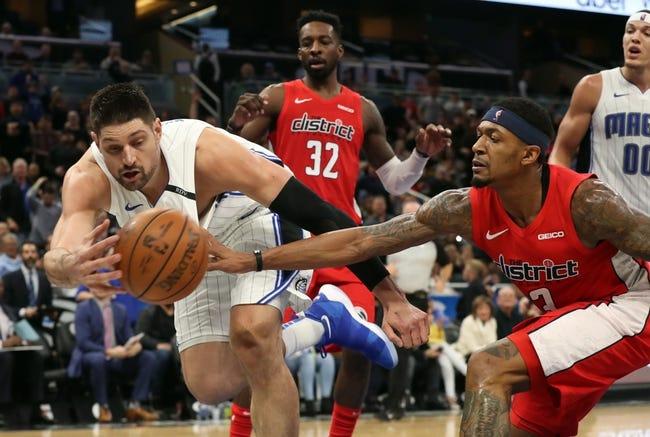 NBA | Orlando Magic at Washington Wizards